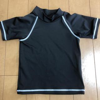 FILA - ラッシュガード 半袖 110 FILA 黒