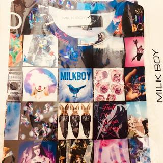 ミルクボーイ(MILKBOY)の[今月まで]MILKBOY インスタグラム tシャツ (Tシャツ(半袖/袖なし))