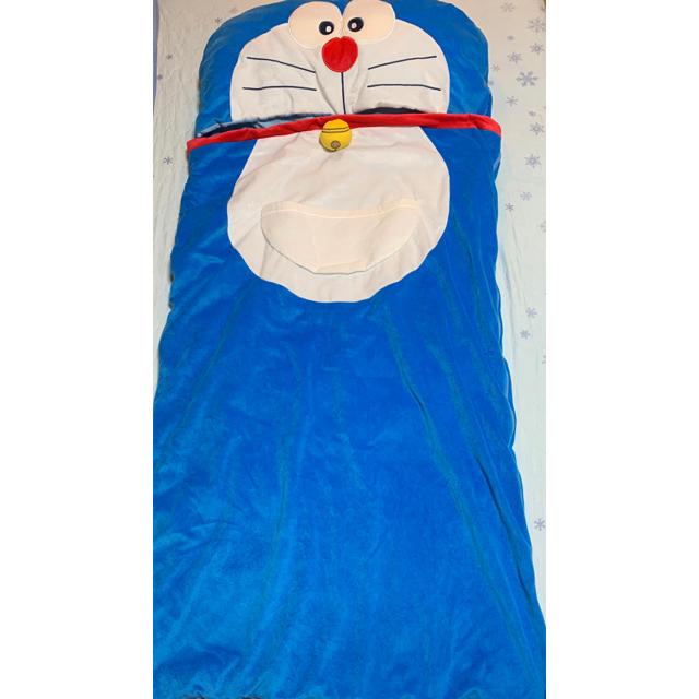 しまむら(シマムラ)のドラえもん 寝袋  スポーツ/アウトドアのアウトドア(寝袋/寝具)の商品写真