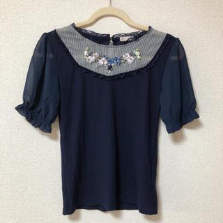 アクシーズファム(axes femme)のpoetique Tシャツ(シャツ/ブラウス(半袖/袖なし))