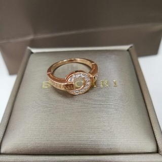 ブルガリ(BVLGARI)のBvlgariブルガリ 指輪 7号 男女通用(リング(指輪))