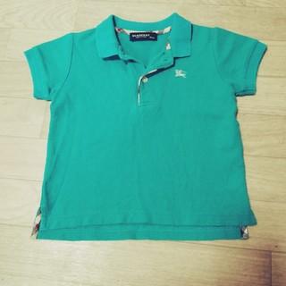 バーバリー(BURBERRY)のバーバリー BURBERRY キッズ kids ポロシャツ 美品 80 正規 (Tシャツ)
