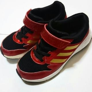アディダス(adidas)のadidas❤アディダスファイト❤スニーカー❤ランニング❤キッズ❤ジュニア❤(スニーカー)