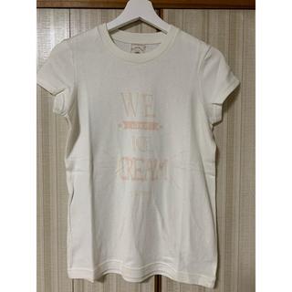 ジェラートピケ(gelato pique)の♥️未使用♥️gelato pique ジェラートピケ Tシャツ WHT(Tシャツ(半袖/袖なし))