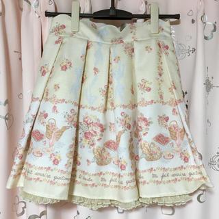 リズリサ(LIZ LISA)のLIZ LISA ピクニック柄スカート(ミニスカート)