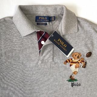 ラルフローレン(Ralph Lauren)の新作 RALPH LAUREN ポロベア 国内正規品 ラクビーW杯 ポロシャツ(ポロシャツ)