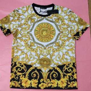 ヴェルサーチ(VERSACE)の個性Tシャツ VERSACE ヴェルサーチ (Tシャツ/カットソー(半袖/袖なし))