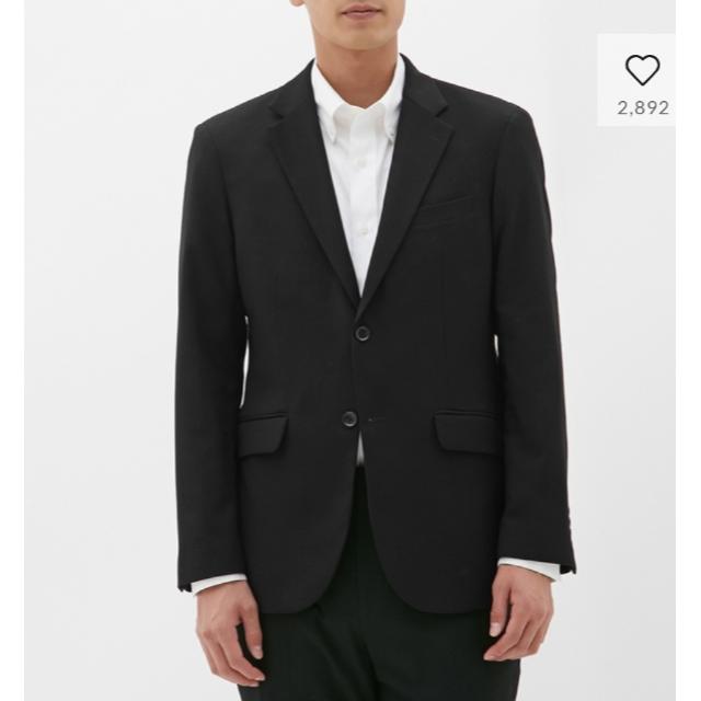 GU(ジーユー)のテーラードジャケット/GU/Sサイズ メンズのジャケット/アウター(テーラードジャケット)の商品写真