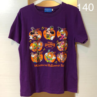 ディズニー(Disney)の140 ディズニー ハロウィン Tシャツ(Tシャツ/カットソー)