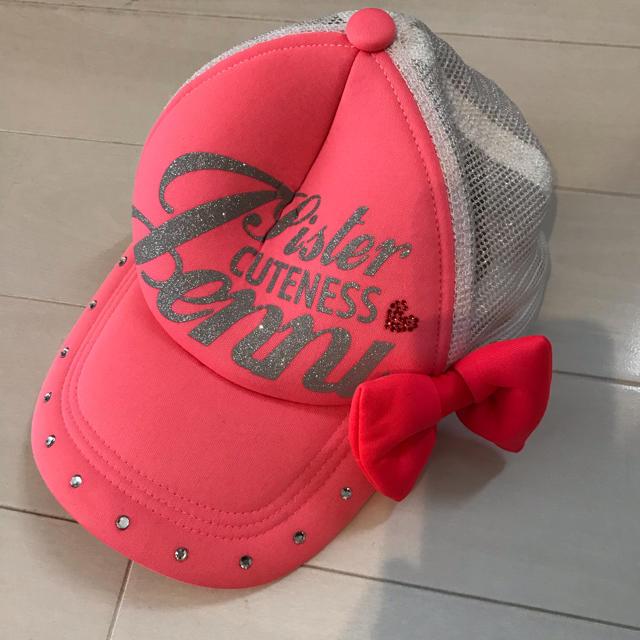 JENNI(ジェニィ)のjenni  キャップ キッズ/ベビー/マタニティのこども用ファッション小物(帽子)の商品写真