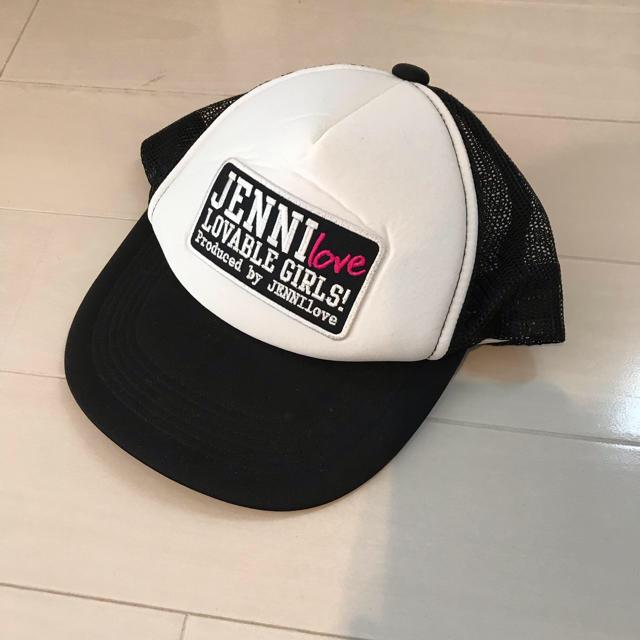 JENNI(ジェニィ)のめぐさま専用 jenni  love  キャップ キッズ/ベビー/マタニティのこども用ファッション小物(帽子)の商品写真