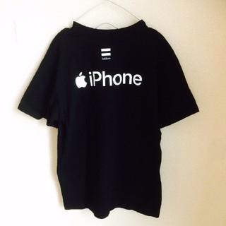 アイフォーン(iPhone)の2940様専用【美品】 【希少】ソフトバンク IPHONE Tシャツ レア (Tシャツ/カットソー(半袖/袖なし))