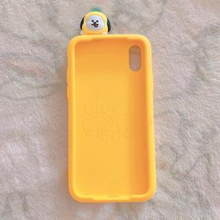 ボウダンショウネンダン(防弾少年団(BTS))の【美品】BT21 チミー iPhoneケース iPhone X XS(iPhoneケース)