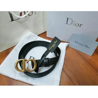 ディオール(Dior)の超美品DIOR  人気ベルト 19ss レディース  (ベルト)