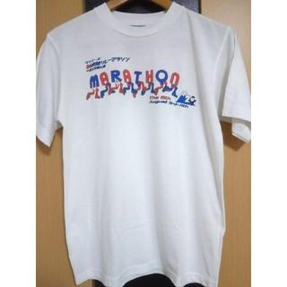 【古着】メンズTシャツ  ランナーズ  Mサイズ  ランニングTシャツ(Tシャツ/カットソー(半袖/袖なし))