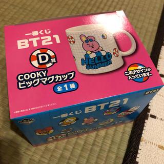 ボウダンショウネンダン(防弾少年団(BTS))のBT21 COOKY マグカップ  (その他)