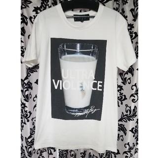 ミルクボーイ(MILKBOY)のMILKBOY VIOLENCE-T 時計仕掛けのオレンジ(Tシャツ/カットソー(半袖/袖なし))