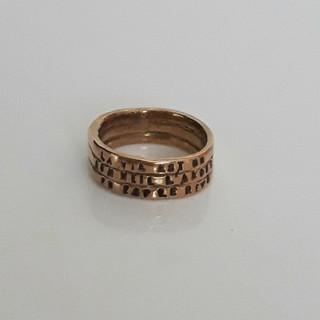 アッシュペーフランス(H.P.FRANCE)のSERGE THORAVAL(セルジュトラヴァル)リング(リング(指輪))