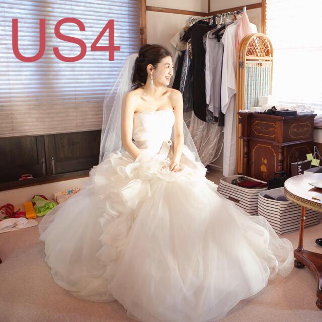 Vera Wang(ヴェラウォン)のVERAWANG hayley レディースのフォーマル/ドレス(ウェディングドレス)の商品写真