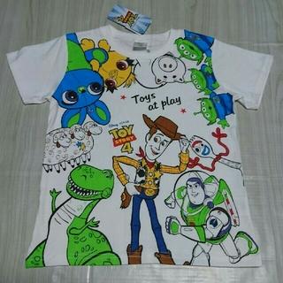 トイストーリー(トイ・ストーリー)のトイ・ストーリー4 ボーイズ Tシャツ 130 トイストーリー(Tシャツ/カットソー)