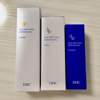 ディーエイチシー(DHC)のDHC 薬用 エイジアホワイト 3点セット 薬用美白シリーズ(化粧水 / ローション)