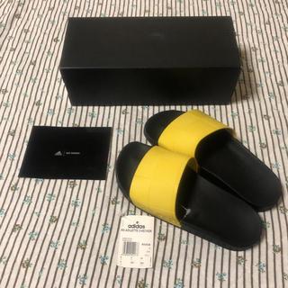 adidas - 即決 新品 ADIDAS BY RAF SIMONS サンダル 24.5cm