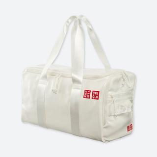 ユニクロ(UNIQLO)の新品 ユニクロ 錦織圭 テニスバッグ 白(バッグ)