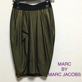 マークバイマークジェイコブス(MARC BY MARC JACOBS)の新品☆マークジェイコブス  タイトスカート(ひざ丈スカート)
