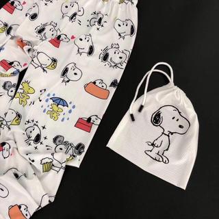 スヌーピー(SNOOPY)のsnoopy パジャマパンツ ひんやり(パジャマ)