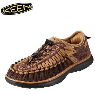 KEEN - KEEN UNEEK O2 ブラウン