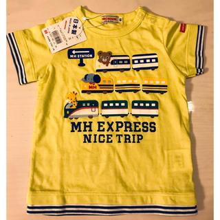 ミキハウス(mikihouse)のミキハウス mikihouse  Tシャツ 80 新品(Tシャツ)