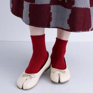 メルロー(merlot)の足袋 バレエシューズ(バレエシューズ)