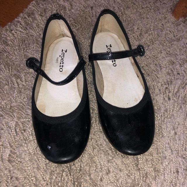 reppetto☆kids バレーシューズ キッズ/ベビー/マタニティのキッズ靴/シューズ (15cm~)(その他)の商品写真