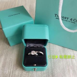 ティファニー(Tiffany & Co.)の超美品!💖Tiffany ティファニー💖 リング(リング(指輪))