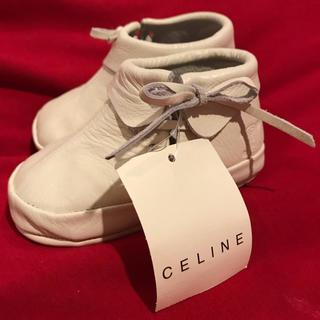 celine - CELINE セリーヌ ベビーシューズ 12.5cm