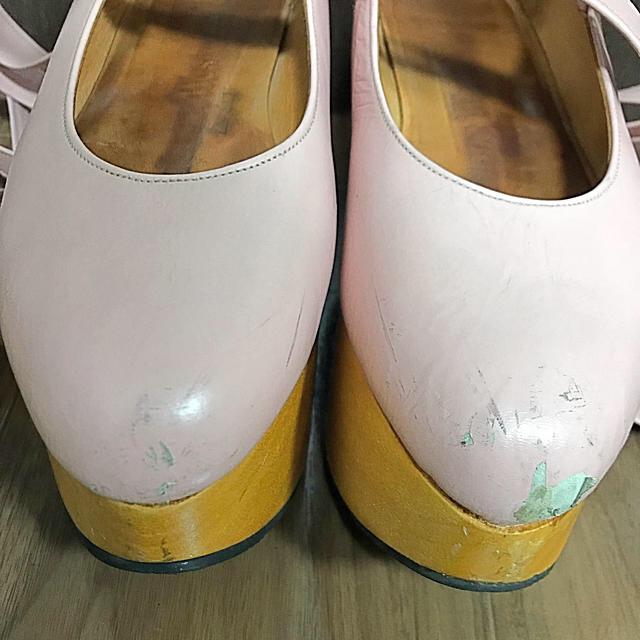 Vivienne Westwood(ヴィヴィアンウエストウッド)のVivienne Westwood  ロッキンホース バレリーナ ベビーピンク レディースの靴/シューズ(その他)の商品写真