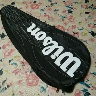 ウィルソン(wilson)のWilson ラケットカバー テニス(ラケット)