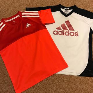 アディダス(adidas)のアディダス Tシャツ2枚セット (ウェア)