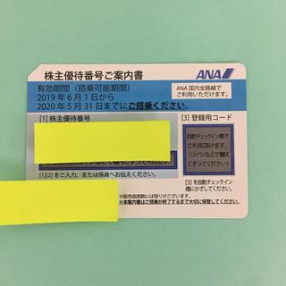 エーエヌエー(ゼンニッポンクウユ)(ANA(全日本空輸))のANA 株主優待券 (その他)