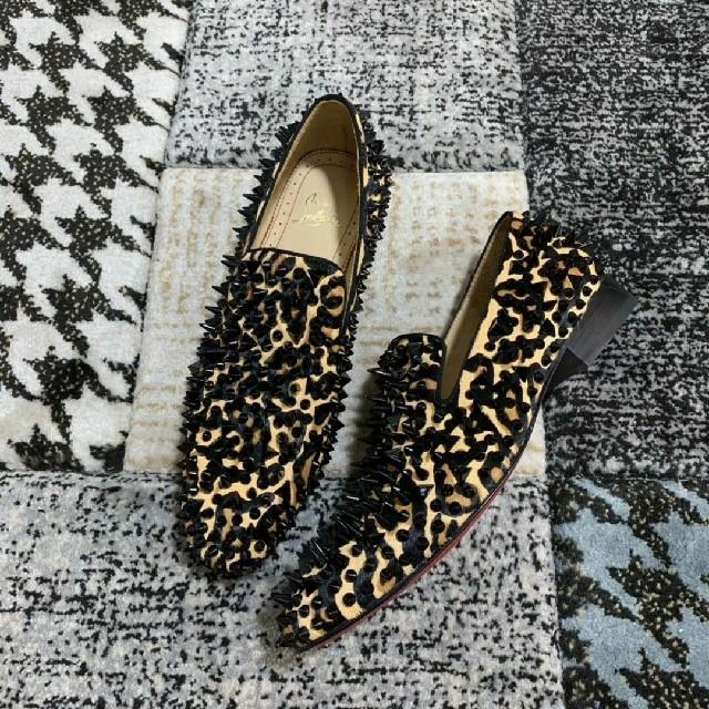 Christian Louboutin(クリスチャンルブタン)のクリスチャンルブタン スリッポン27cm メンズの靴/シューズ(スリッポン/モカシン)の商品写真