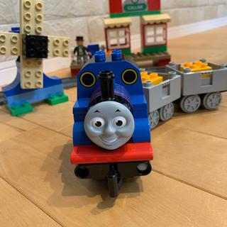 レゴ(Lego)のLEGO レゴ デュプロ トーマス(電車のおもちゃ/車)