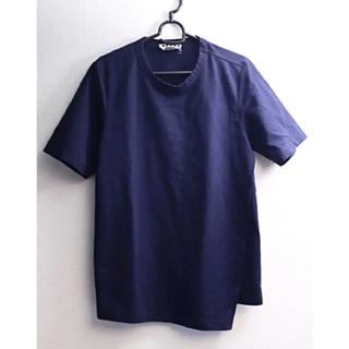 マルニ(Marni)の2017美品◆MARNIマルニ メンズ レイヤード風 半袖 カットソー Tシャツ(Tシャツ/カットソー(半袖/袖なし))