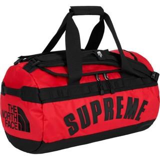 Supreme - supreme arc logo duffle bag 赤