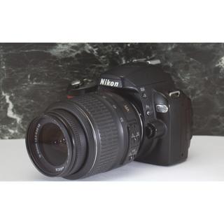 ニコン(Nikon)の手ぶれ補正☆  Wi-Fi☆  NIKON D40X レンズキット(デジタル一眼)