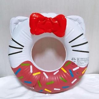 ハローキティ(ハローキティ)の子供用浮き輪 キティちゃん浮き輪(水着)