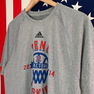 アディダス(adidas)のUSA古着 アディダス climalite Tシャツ M(Tシャツ/カットソー(半袖/袖なし))