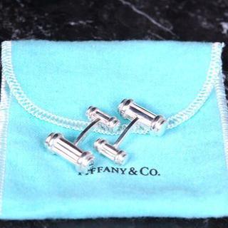 Tiffany & Co. - TIFFANY&Co. ティファニー カフス シルバー SV 925