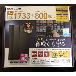 エレコム(ELECOM)のELECOM 無線LANギガビットルーター(PC周辺機器)