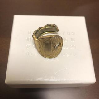マルタンマルジェラ(Maison Martin Margiela)のメゾンマルタンマルジェラ キーリング 11(リング(指輪))