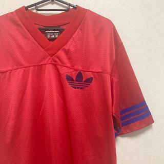アディダス(adidas)の【アディダス adidas】  ホッケーシャツ サッカーシャツ ゲームシャツ(Tシャツ/カットソー(半袖/袖なし))
